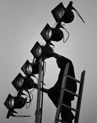 Eventtrade Category - Iluminación y electricidad